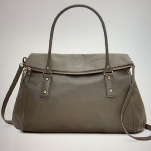 """Kate Spade Cobble Hill """"Leslie"""" in French Grey"""